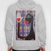 MAMMA AFRICA-CUORE IN MANO Hoody