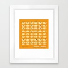 Into The World Of Tacos Framed Art Print