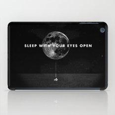 Sleep With Your Eyes Open iPad Case