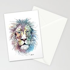 Technicolor Cat Stationery Cards
