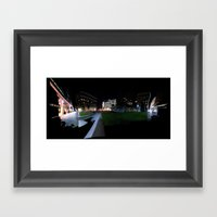 Brindley Place Framed Art Print