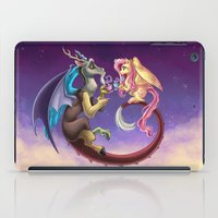 Fluttercord Tea Time iPad Case