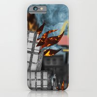 Hell Fire & McDonalds iPhone 6 Slim Case