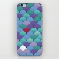 Abstract 15 iPhone & iPod Skin