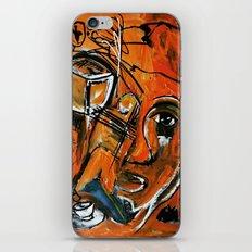 Baggage iPhone & iPod Skin