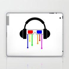 Technicolor tears  Laptop & iPad Skin