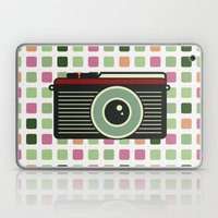 Retro Camera Laptop & iPad Skin