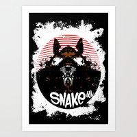 RatFinK Art Print