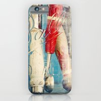 iPhone & iPod Case featuring vintage nest by Jenn DiGuglielmo