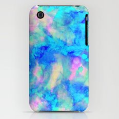 Electrify Ice Blue iPhone (3g, 3gs) Slim Case