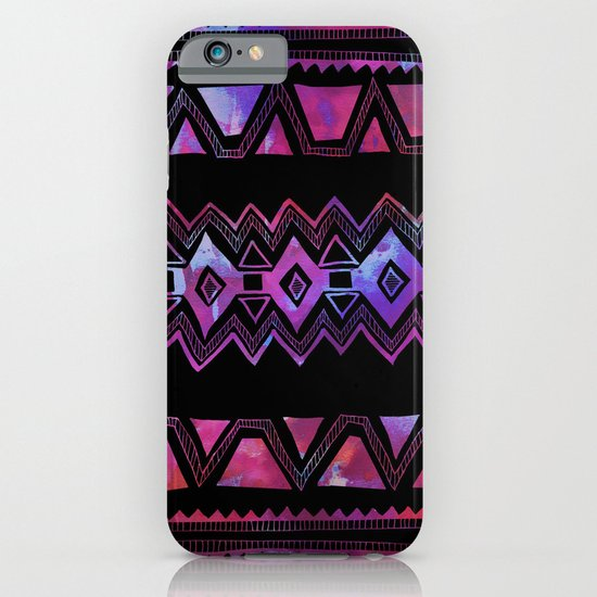 PATTERN {Tribal 001} iPhone & iPod Case