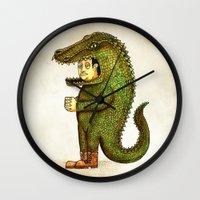 El coco Wall Clock