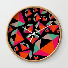Diamonds Are A Girl's Best Friend Wall Clock