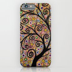 Abstract tree-11 Slim Case iPhone 6s