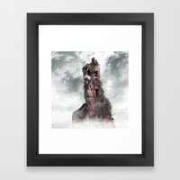 Forlorn Aspiration Framed Art Print