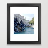 Framed Art Print featuring Library Of Congress Foun… by KatieKatherine