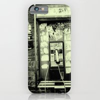 iPhone & iPod Case featuring Just before the i-phone by Wood-n-Images