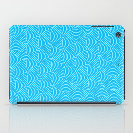 Waves iPad Case