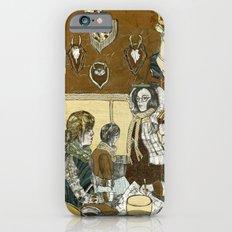 Taxidermy Cafe iPhone 6 Slim Case