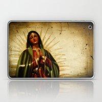 Pray For Us Sinners Laptop & iPad Skin