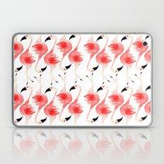Flamingos! Laptop & iPad Skin