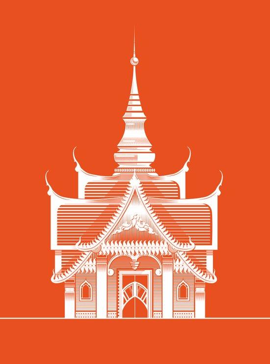 Thai I Art Print
