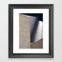 Walt Disney Concert Hall Framed Art Print