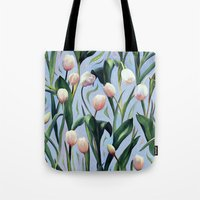 Waiting On The Blooming … Tote Bag