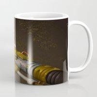Key To The Universe - Painting Mug