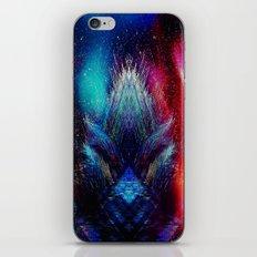 Galaxy Castle iPhone & iPod Skin
