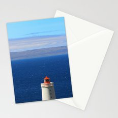 Iceland's Blues Stationery Cards