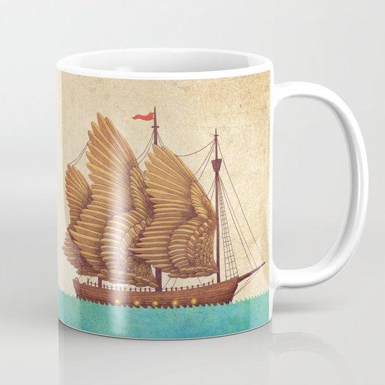 Winged Odyssey Mug