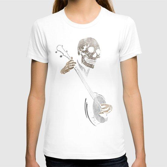 Skullboys' Banjo Blues T-shirt