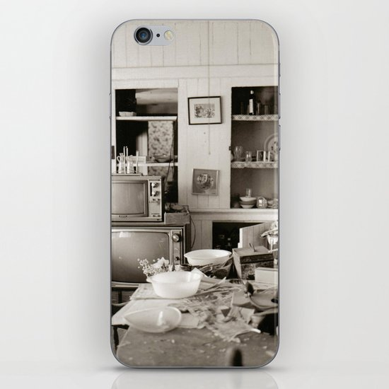 chester kitchen iPhone & iPod Skin