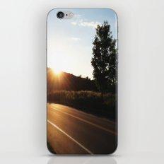 The Road Home iPhone & iPod Skin
