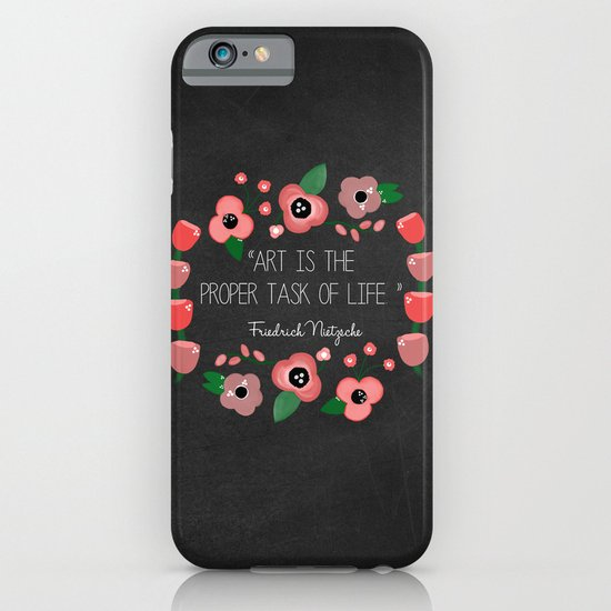 Art is iPhone & iPod Case