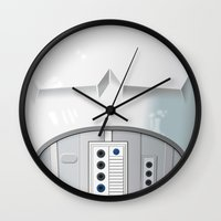 Henchman Wall Clock