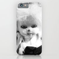 iPhone & iPod Case featuring Dolls in Grandma's attic, Photo by Artbox
