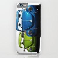 Volkswagen beetle iPhone 6 Slim Case
