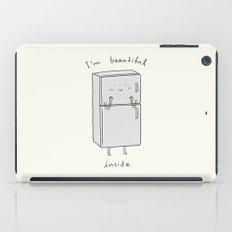 I'm Beautiful Inside iPad Case