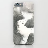iPhone & iPod Case featuring let the bad out by Taylor Jean