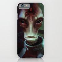 Mass Effect: Mordin Solu… iPhone 6 Slim Case
