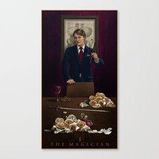 I. The Magician Canvas Print
