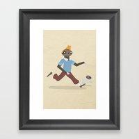 SlothTin Framed Art Print