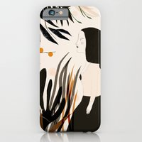 iPhone & iPod Case featuring in the wood by Daniela Tieni