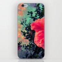 Bloom Into A Galaxy iPhone & iPod Skin