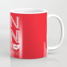 Locals Only — Sinsinnati, OH Mug