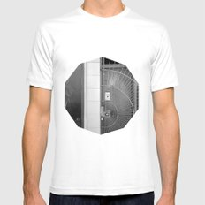 First Impression White SMALL Mens Fitted Tee