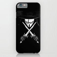 V for Vendetta (e7) iPhone 6s Slim Case