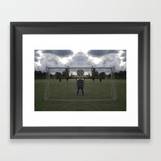 Offside Framed Art Print